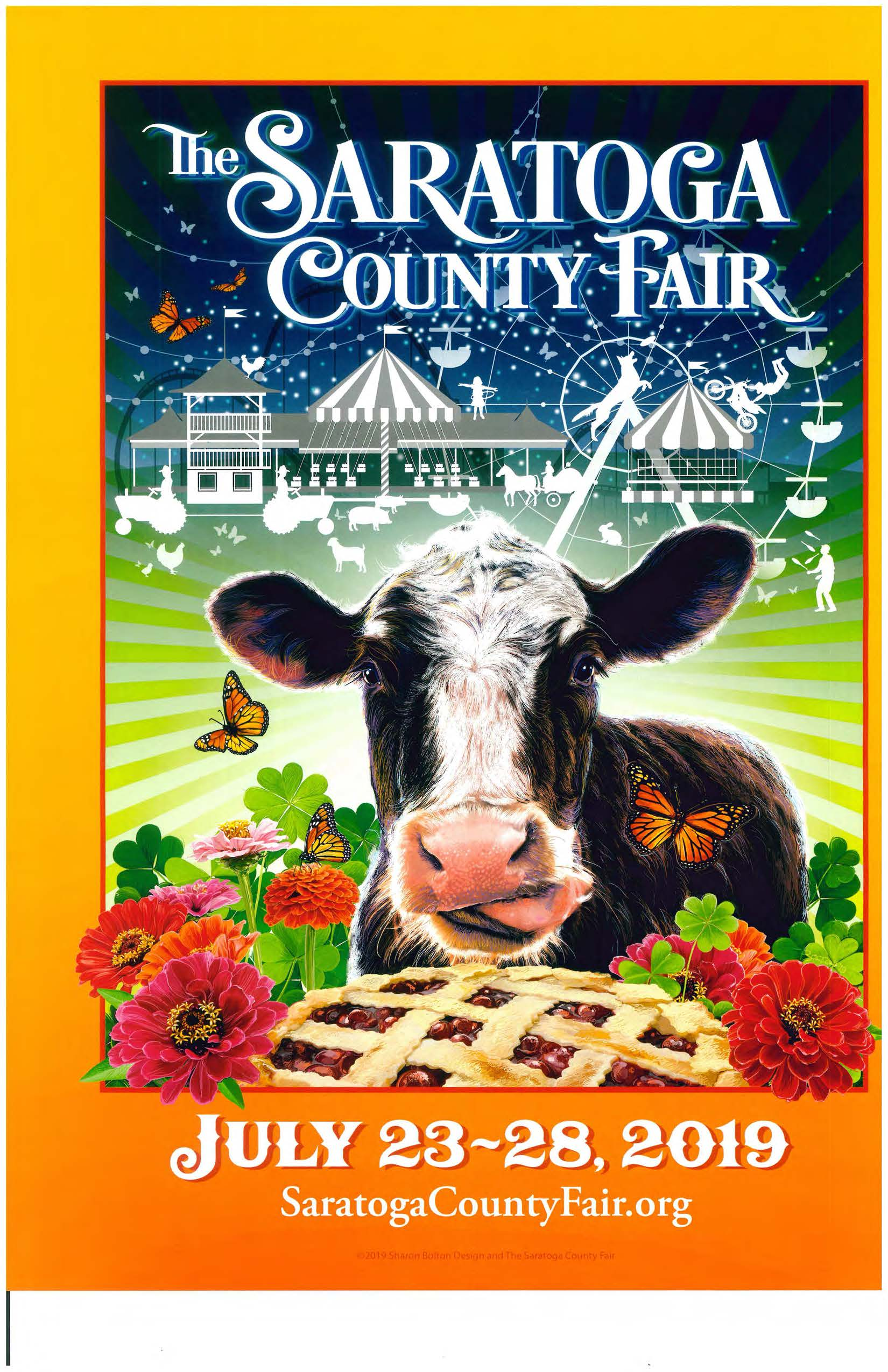 Saratoga County Fair 2019